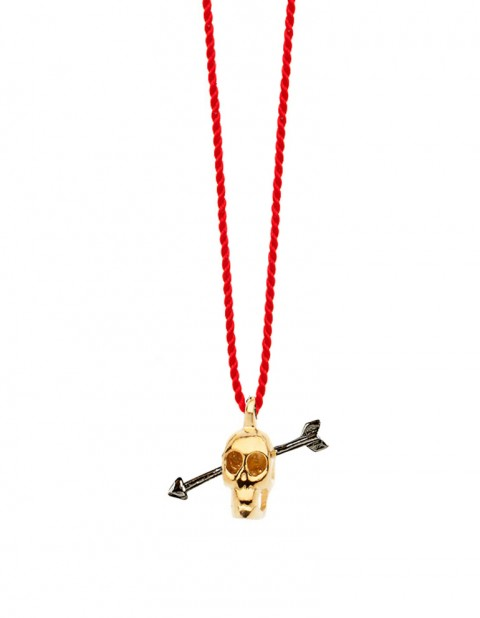 Skull Necklaces SS27/GP/T