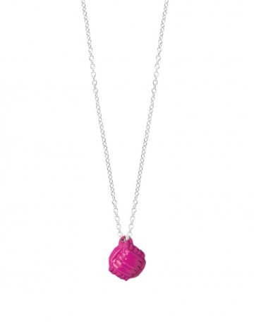Little Lash Ball Knot Necklace LL02-F/S