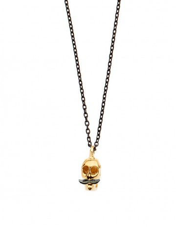 Skull Necklace SS26/GP